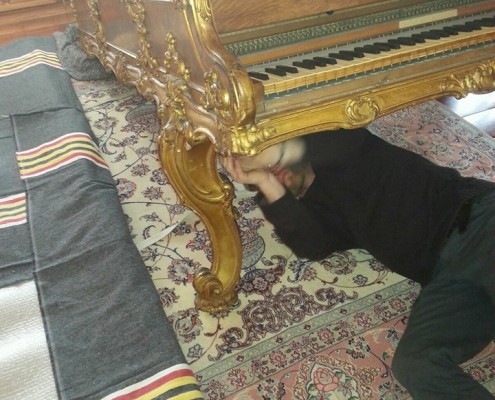 Ajustes y traslados pianos por técnicos
