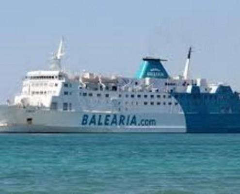Balearia - Mudanzas Islas Baleares