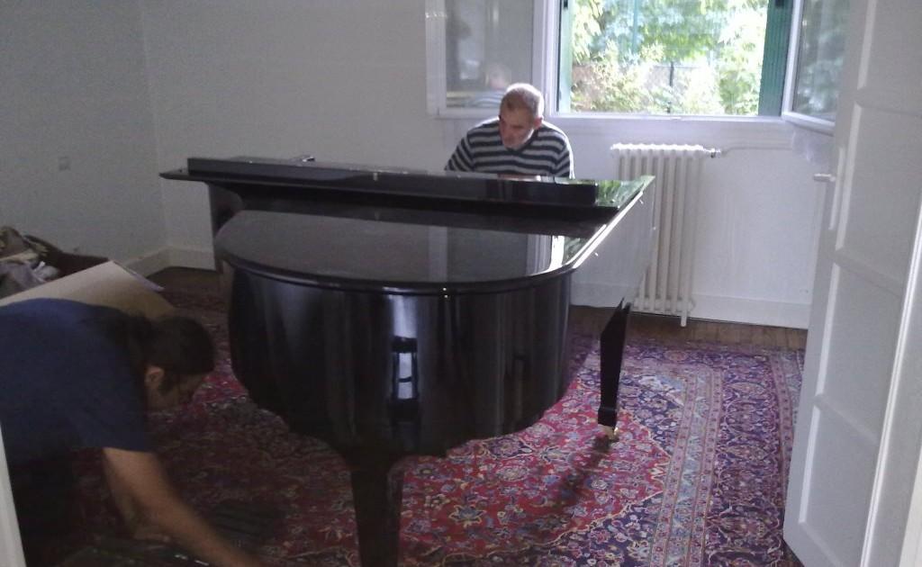 Mudanza de piano