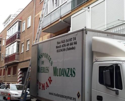 Mudanzas en Illescas