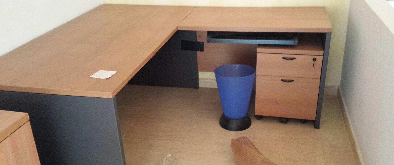 Mudanza muebles de oficina Illescas